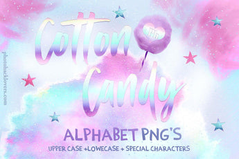 Rainbow Alphabet Clipart - Photohack Lovers