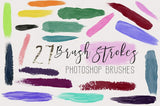 Brush Strokes - PS Creator Kit