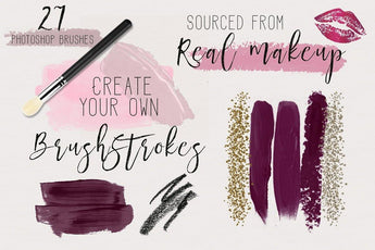 Brush Strokes PS Creator Kit - Photohack Lovers