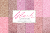 Blush & Glitter Branding Kit - Photohack Lovers