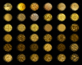 160 Gold Textures - Photohack Lovers