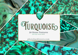 50 Turquoise  Textures