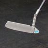 Bridgeport Chiseled Neck Custom Putter - Stainless