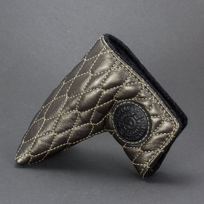 Bronze Linx Quilted Leather Putter Cover ***LIMIT 1***