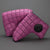 Hot Pink/Black Square Quilted Leather Putter Cover ***LIMIT 1***
