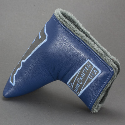 Lamb USA Putter Cover - Blue/Light Blue ***LIMIT 1***