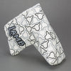 Lambo Putter Cover - White  * Limit 1 *