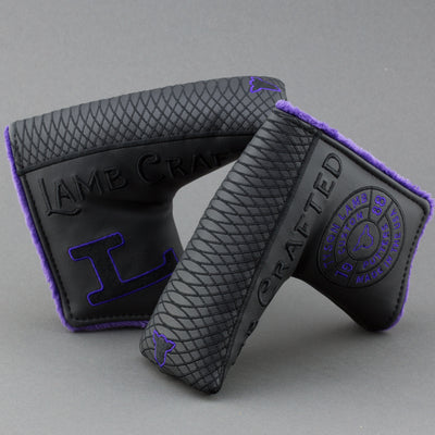 Milled Putter Cover
