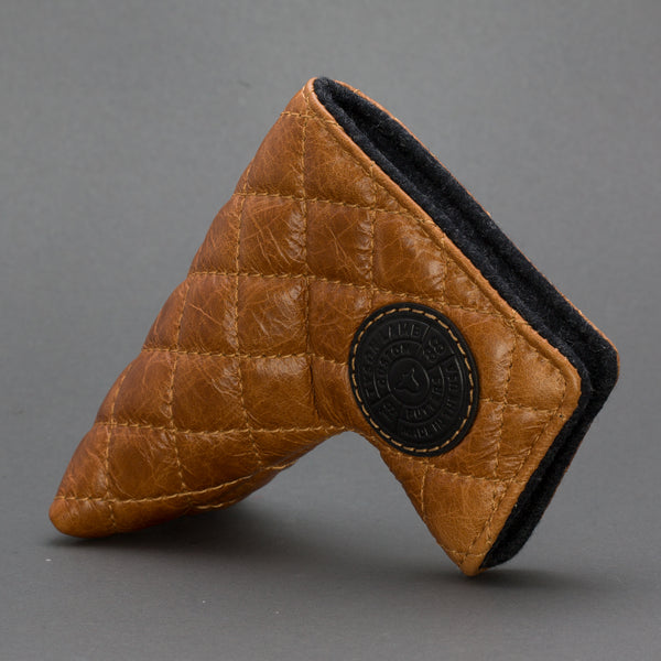Serengeti Quilted Leather Putter Cover ***LIMIT 1***