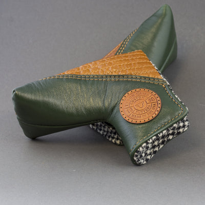 Aviator Putter Cover - Green  ***LIMIT 1***