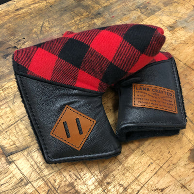 Lumberjack Putter Cover  *** LIMIT 1 ***