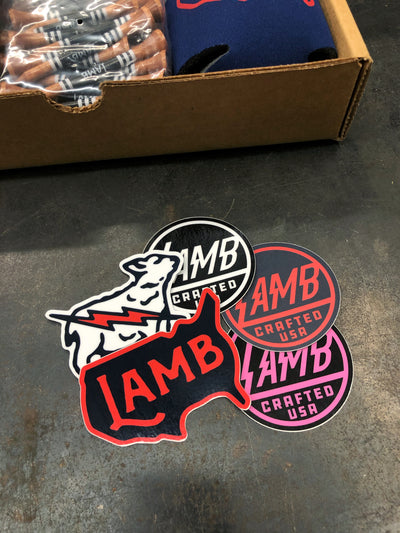 Lamb Crafted Tee Box ***Limit 1***