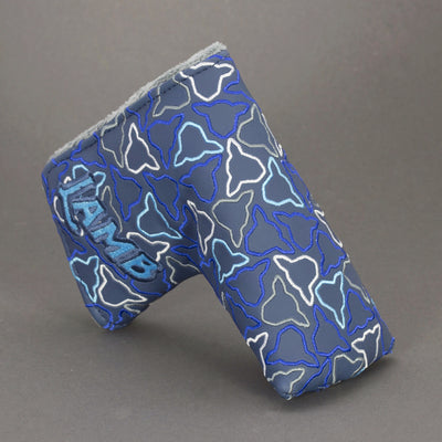 Lambo Putter Cover - Blue  * Limit 1 *