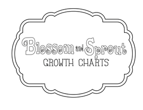 Gift Card - Blossom and Sprout Growth Charts