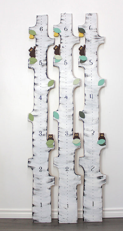 Woodland Bear BIRCH - Custom Order