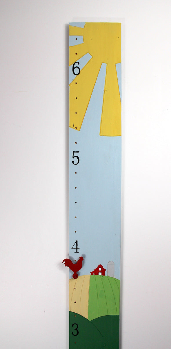 On the Farm - Blossom and Sprout Growth Charts