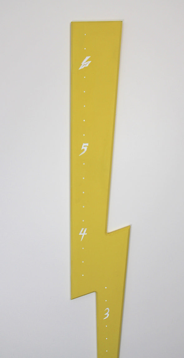 Bolt - Yellow - Blossom and Sprout Growth Charts