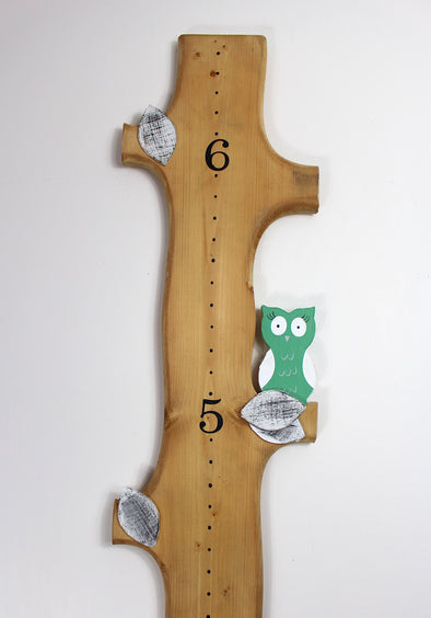 You're a Hoot Owl - Blossom and Sprout Growth Charts
