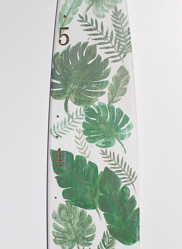 Surf's Up- Palm Leaf - Blossom and Sprout Growth Charts