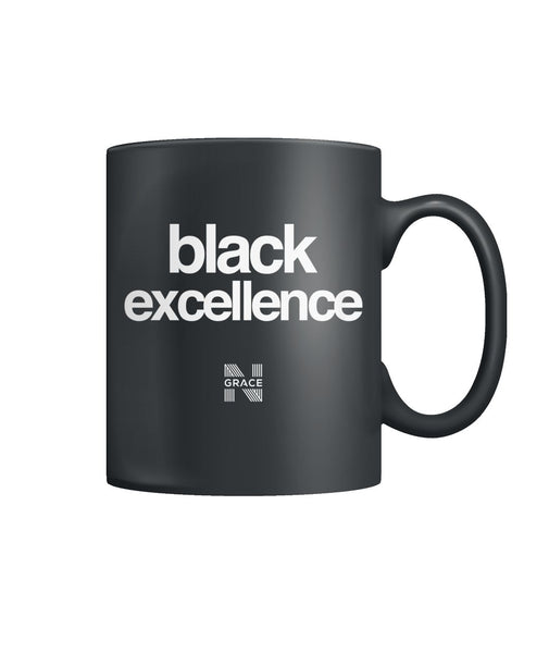 black excellence Coffee Mug Color Coffee Mug