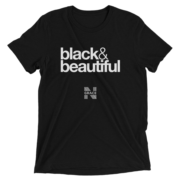 Black & Beautiful Tee