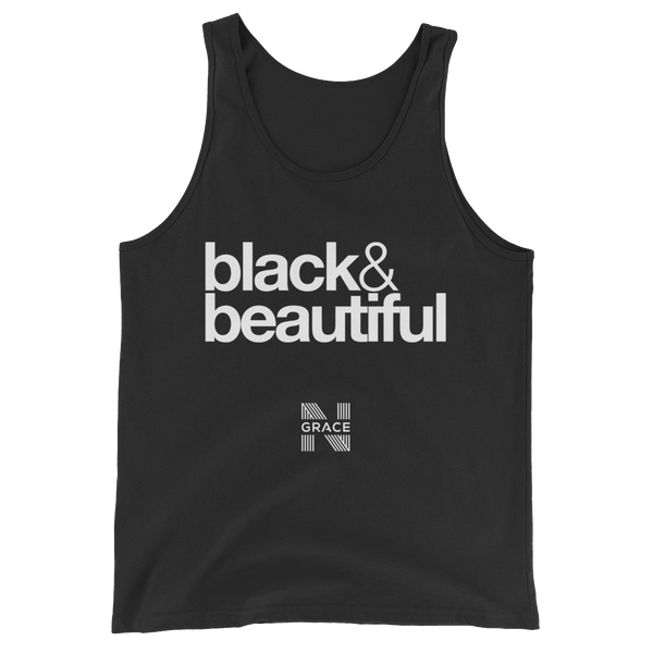 Black & Beautiful Tank