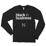 Black In Business Long Tee