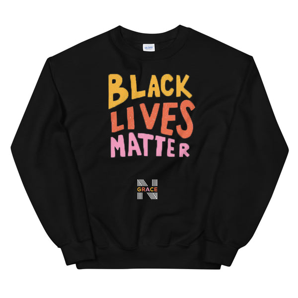 Black Lives Matter crewneck