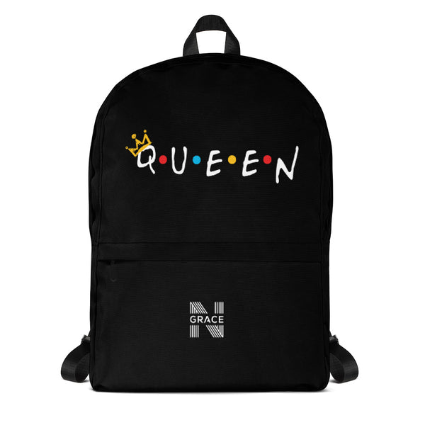 Queen Book Bag