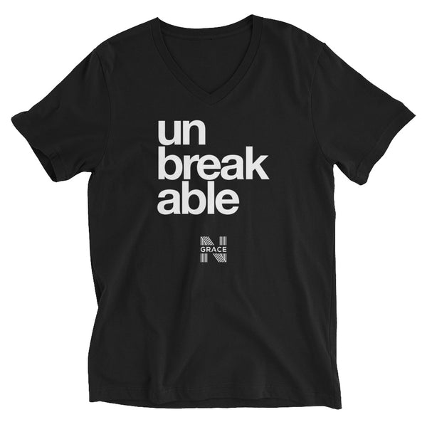 Unbreakable V-Neck T-Shirt