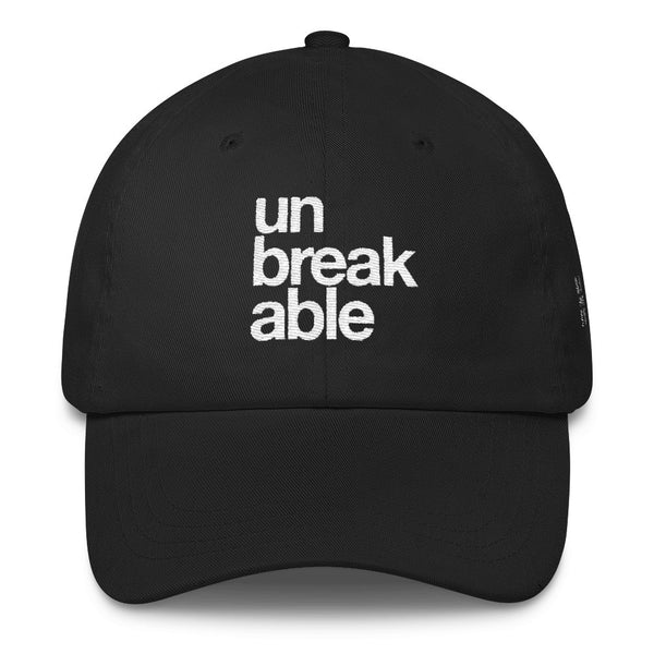 Unbreakable Dad Cap