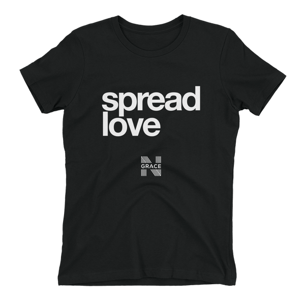 Spread Love Boyfriend Tee