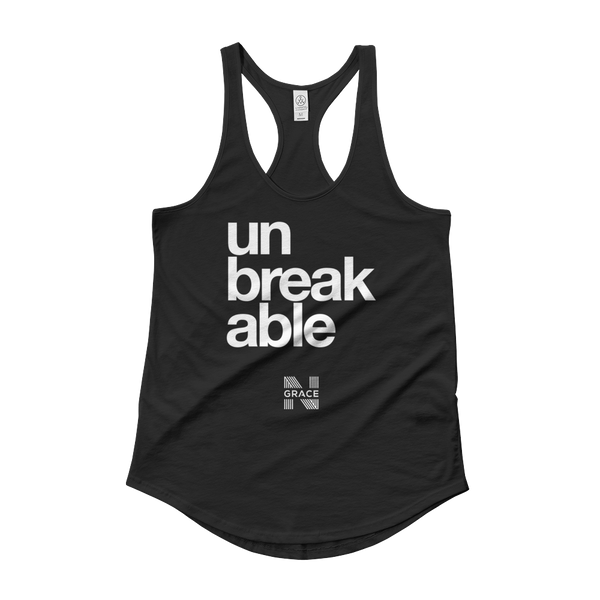 Unbreakable Ladies Shirttail Tank