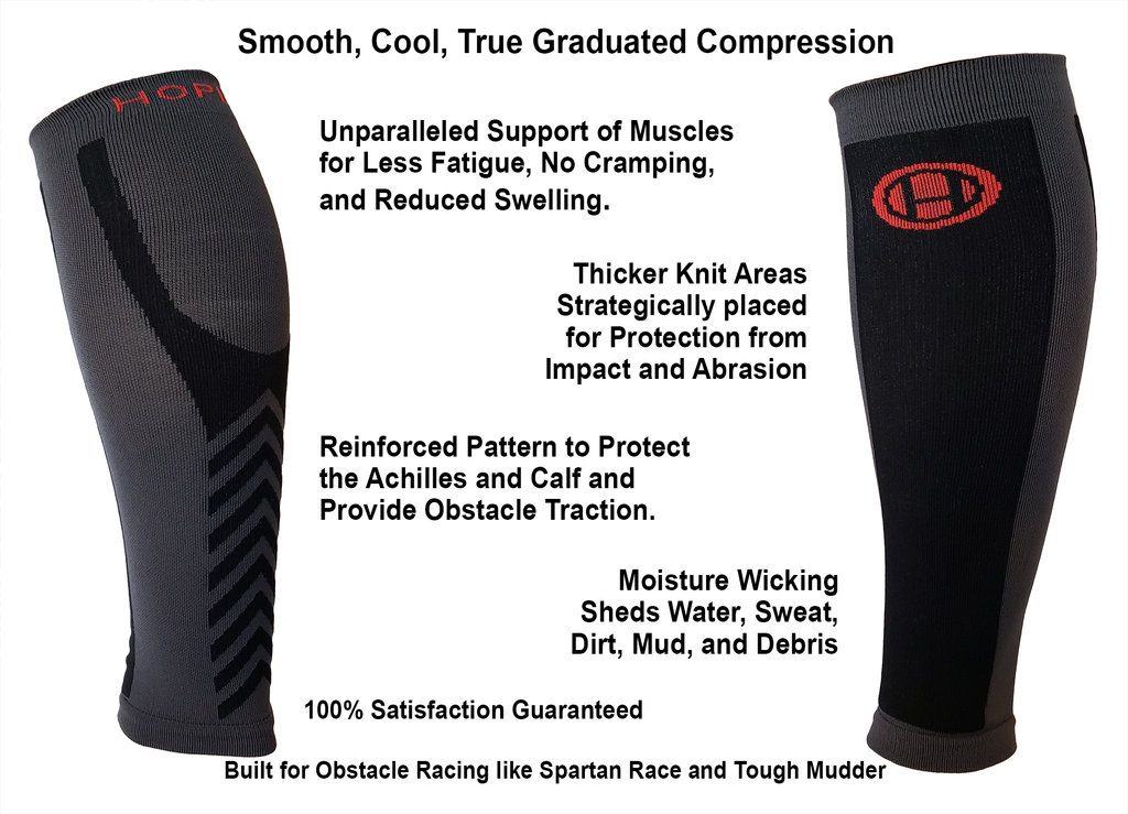 Image result for calf sleeves graduated compression