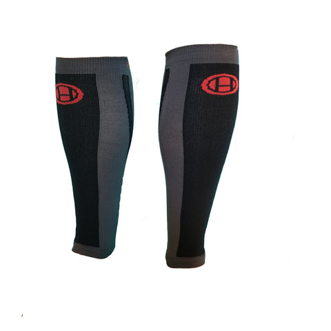 Calf Compression Sleeves: Support and Protection for Lifting, Running & OCR - Socks - Hoplite-Outfitters - Training, Racing and Recovery Gear