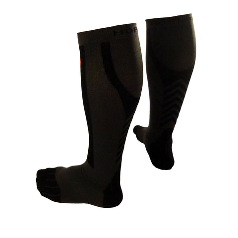 Hoplite Compression Socks: Support and Protection for Lifting, Running & OCR