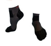 Image of OCR and Trail Running Socks - Ankle-Length, 2 Pair Multi-Pack -  - Hoplite-Outfitters - Training, Racing and Recovery Gear