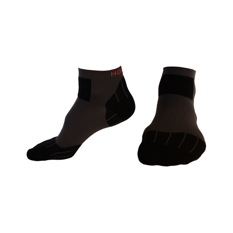 Ankle Length OCR and Trail Running Socks - Socks - Hoplite-Outfitters - Training, Racing and Recovery Gear