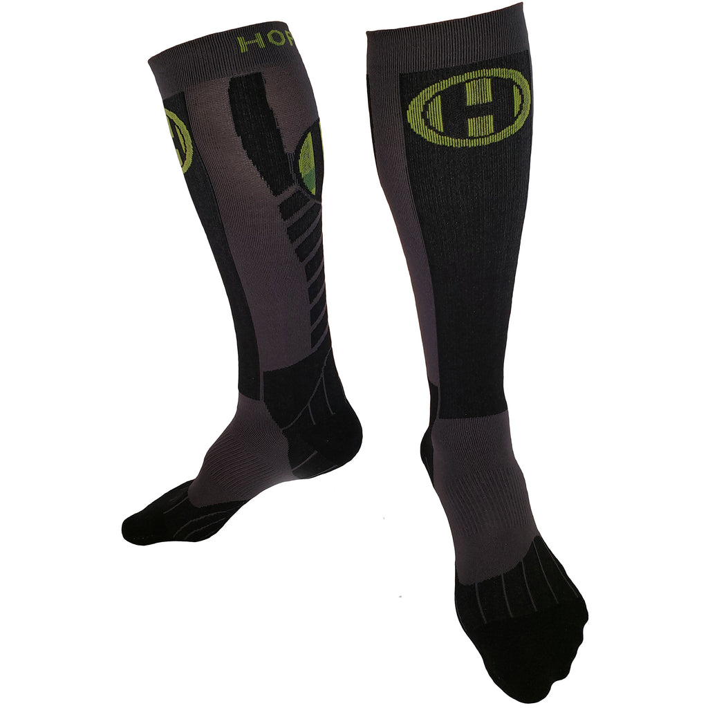 Running /& OCR Serious Support and Protection for Lifting Hoplite Premium Calf Compression Sleeves