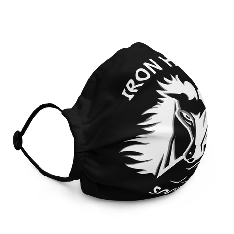 Iron Horse Soccer Premium face mask