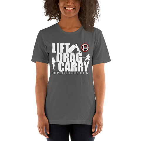 Lift Drag Carry T-Shirt