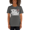 Image of Lift Drag Carry T-Shirt