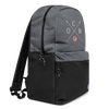Image of Obstacle Course Racing Crossed Spears Champion Backpack