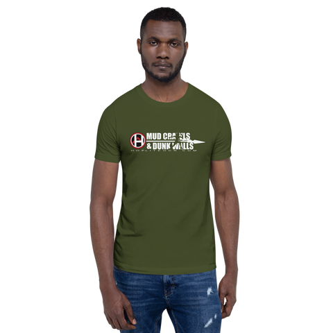 Mud Crawls and Dunk Walls T-Shirt