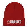 Image of Hoplite Embroidered Beanie
