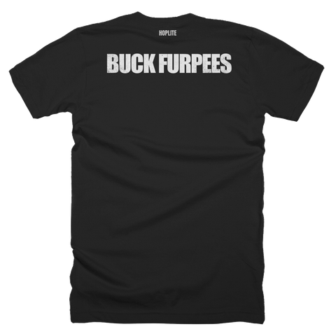 Buck Furpees T-Shirt, Dark -  - Hoplite-Outfitters - Training, Racing and Recovery Gear