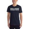 Image of Nobody Cares Short-Sleeve T-Shirt, Bkwrds, Dark