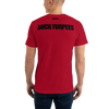 Image of Buck Furpees T-Shirt, Light -  - Hoplite-Outfitters - Training, Racing and Recovery Gear