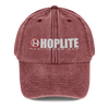 Image of Hoplite Vintage Ball Cap -  - Hoplite-Outfitters - Training, Racing and Recovery Gear
