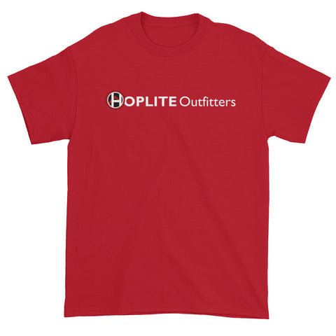 Hoplite Logo Short Sleeve T- Shirt, v1 -  - Hoplite-Outfitters - Training, Racing and Recovery Gear